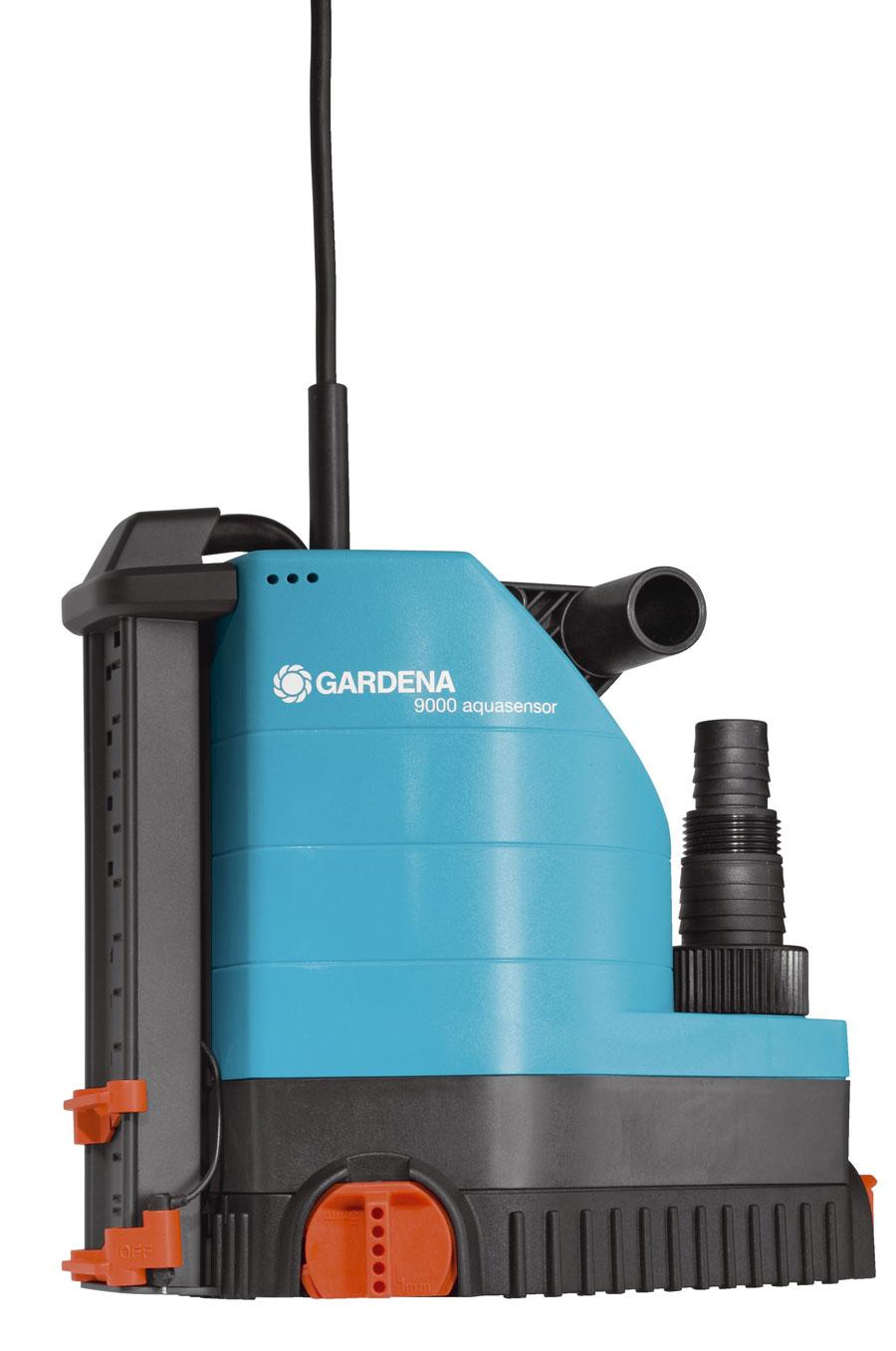 900953401 gardena 1783 comfort 9000 aquasensor. Black Bedroom Furniture Sets. Home Design Ideas