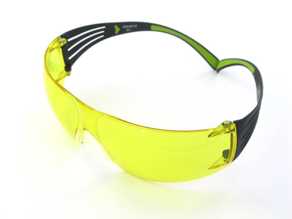 4814fba16c 467867083 - 3M - Secure Fit 400 Γυαλιά Προστασίας ( Κίτρινο ...